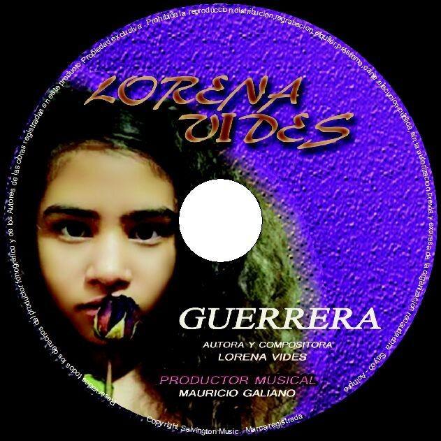 """Próximamente... """"GUERRERA"""" by LORENA VIDES."""