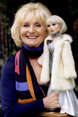 Sylvia Anderson, voice of Lady Penelope in 'Thunderbirds', dies