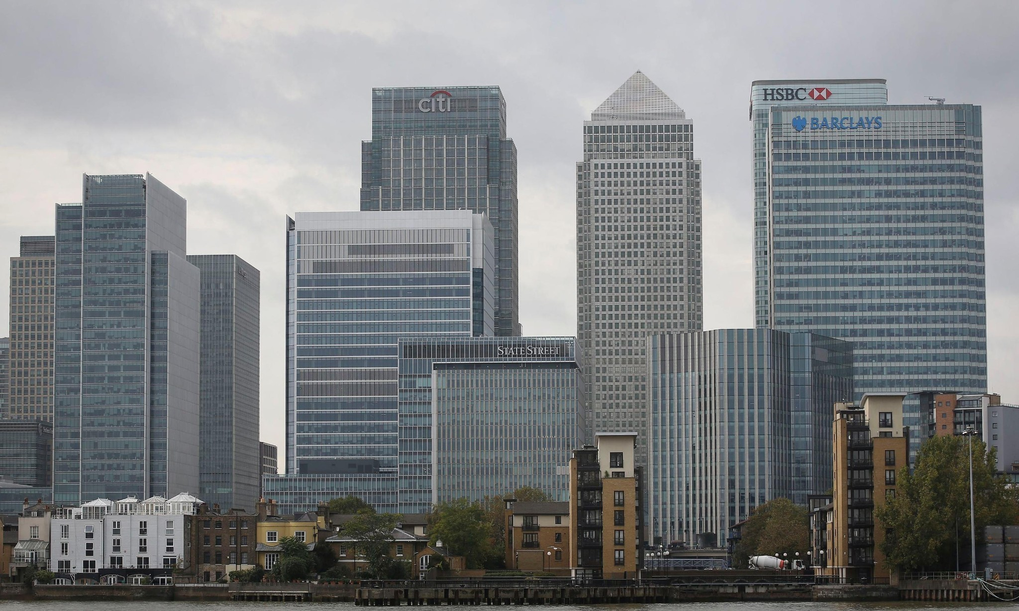 City banks row back on Brexit doom and gloom forecasts