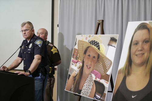 Video released of suspect in 2017 killings of Indiana girls