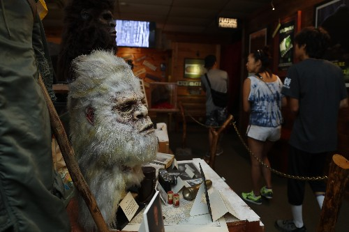 Roadside Bigfoot: Georgia museum devoted to legendary beast