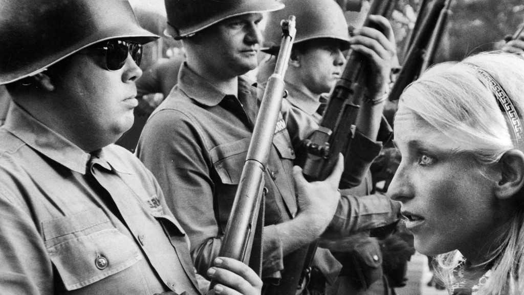 Photojournalists recall '68 DNC riots