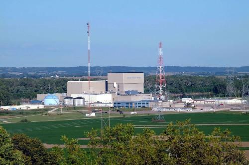 Nebraska nuclear plant still at full power as floodwaters recede