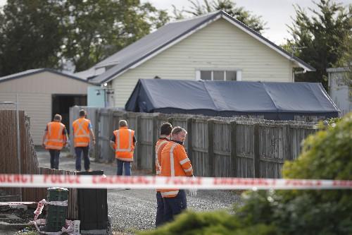 The Latest: NZ deputy leader vows quick work on gun reforms
