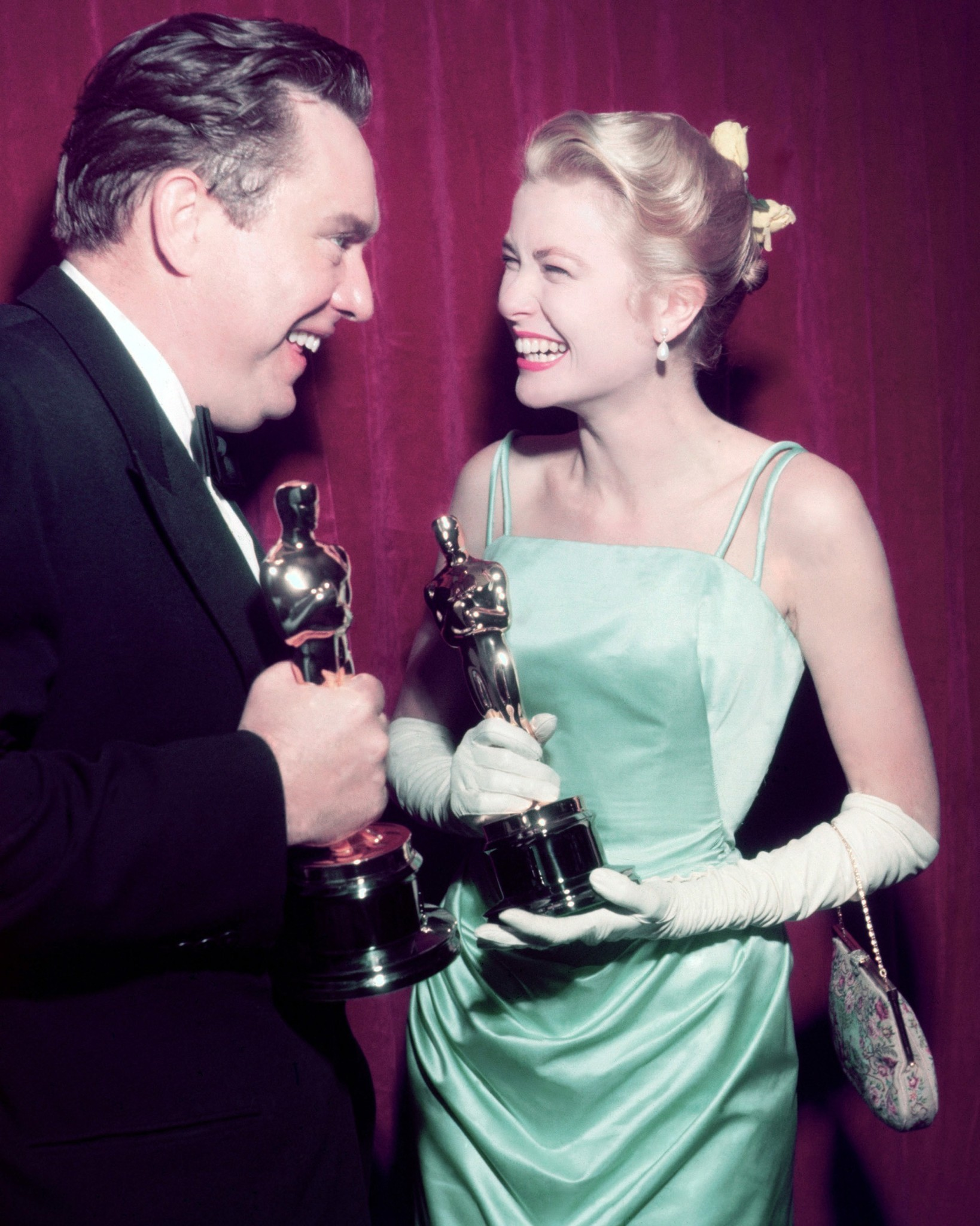 The 26 Best Oscar Beauty Moments of All Time, from Grace Kelly to Emma Stone