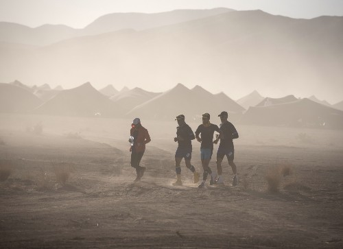 The Toughest Footrace on Earth: Pictures