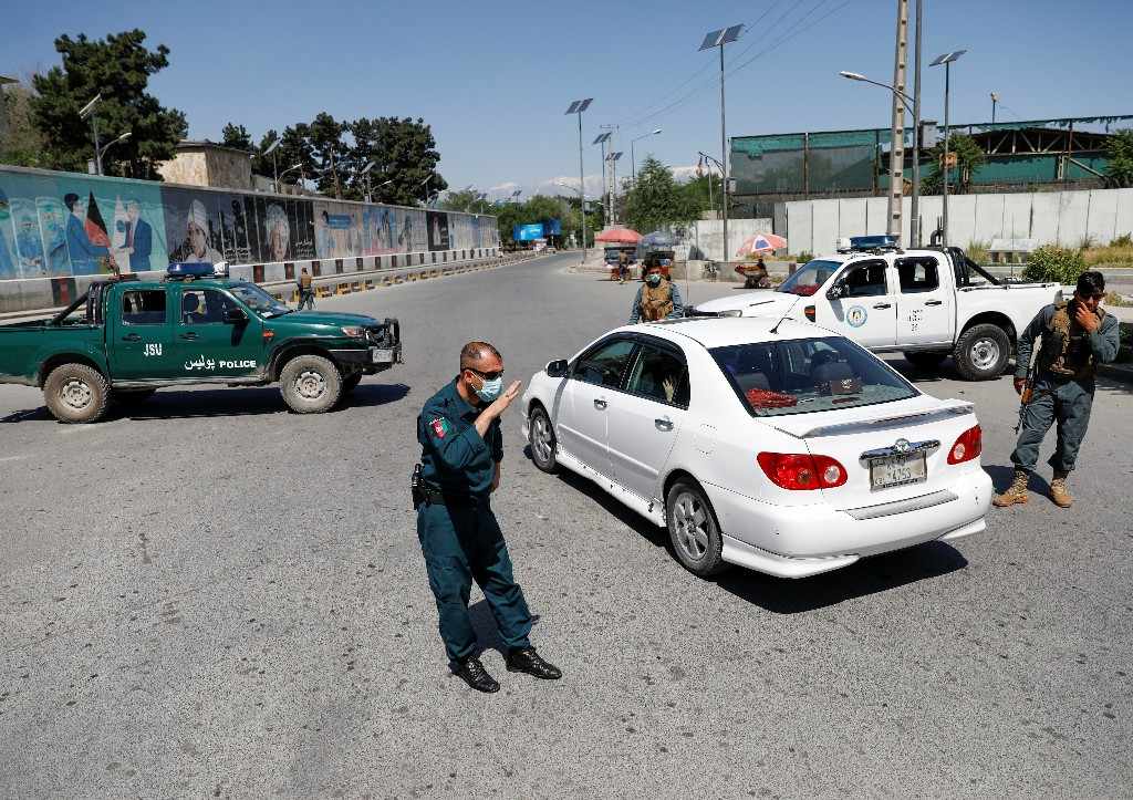 Afghan Taliban declare three-day Eid ceasefire from Sunday