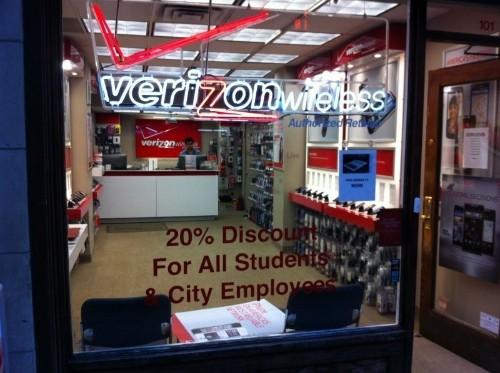 Verizon's data plans just got cheaper