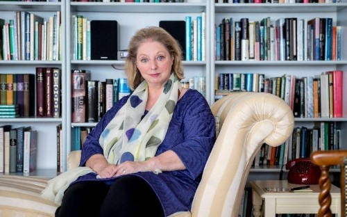 Hilary Mantel on 'Wolf Hall,' Kate Middleton, and Plans For New Novels