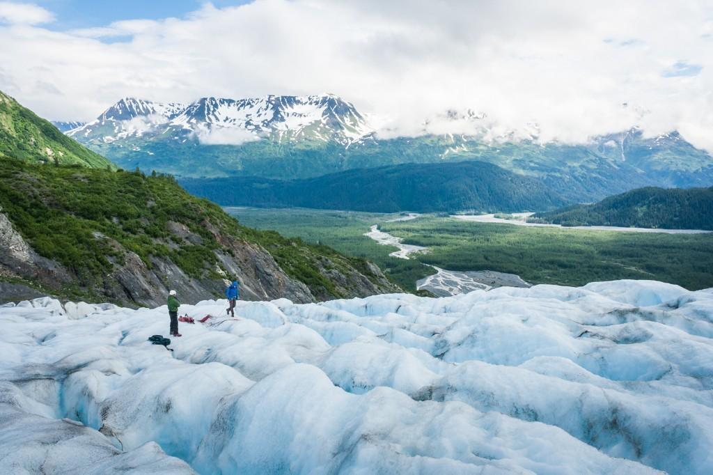 Experiencing Alaska's glaciers in Kenai Fjords National Park