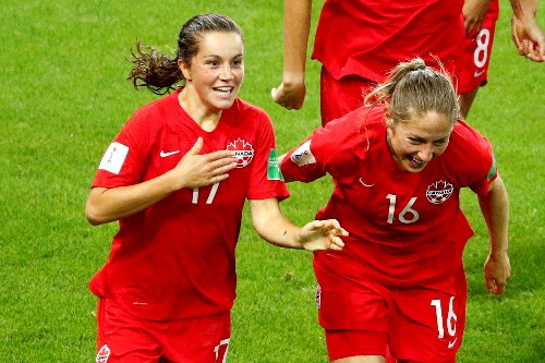 Soccer: Fleming and Prince book Canada's last-16 spot