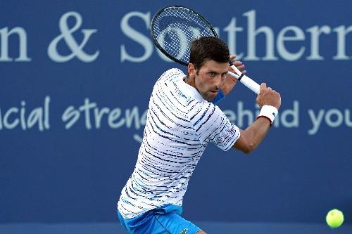 Djokovic and Osaka top seeds for U.S. Open