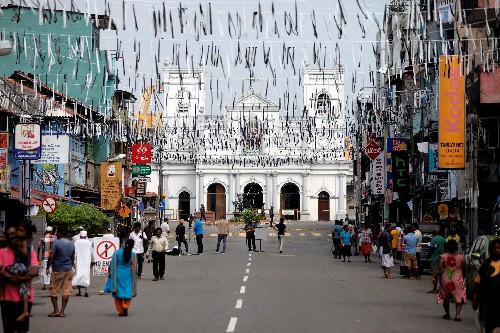 Fear consumes Sri Lankan blast survivor after scenes from hell