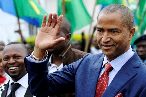 Congolese opposition leader returns home after three years in exile