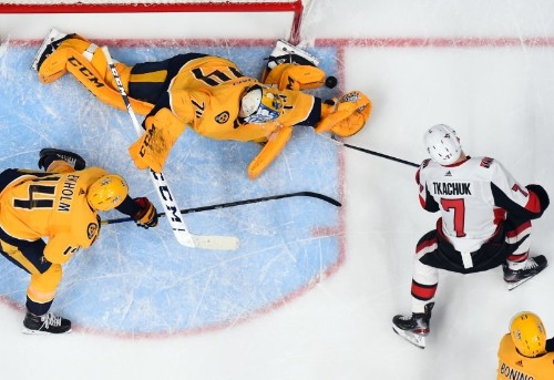 Coronavirus could impact NHL's plans to play in China this year
