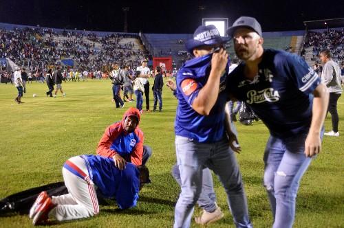 Old grudge between Honduras football fans sparks riot that kills three