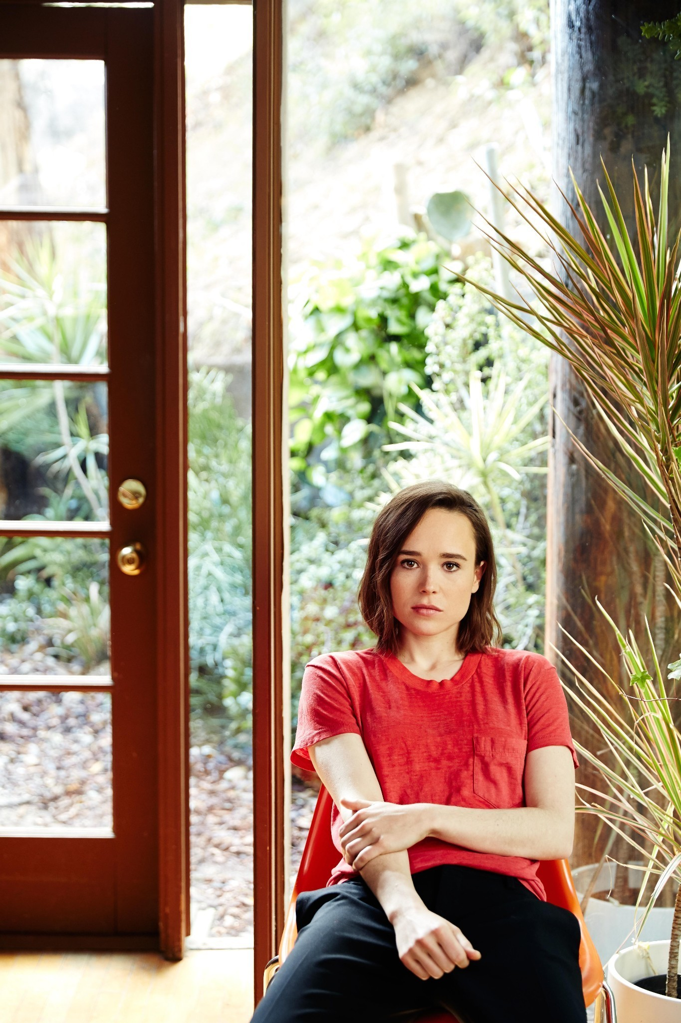 Ellen Page: 'Being out became more important than any movie'