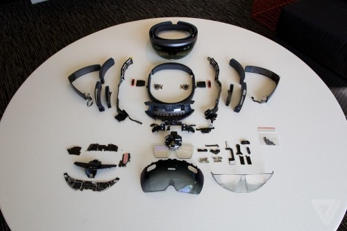 Microsoft reveals secret HoloLens processor specs