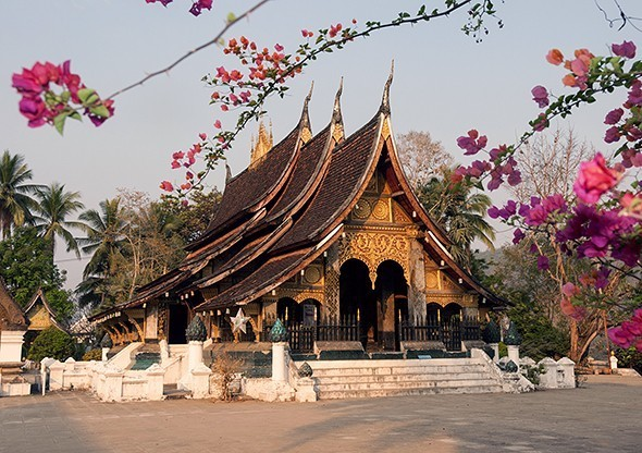 The Mystical Riches of Luang Prabang