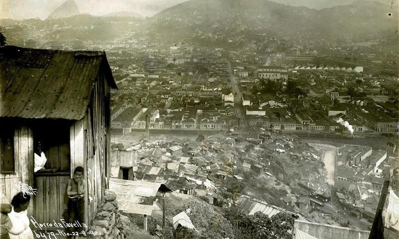 The story of cities #15: the rise and ruin of Rio de Janeiro's first favela