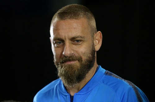 Does De Rossi at Boca mark start of European influx?