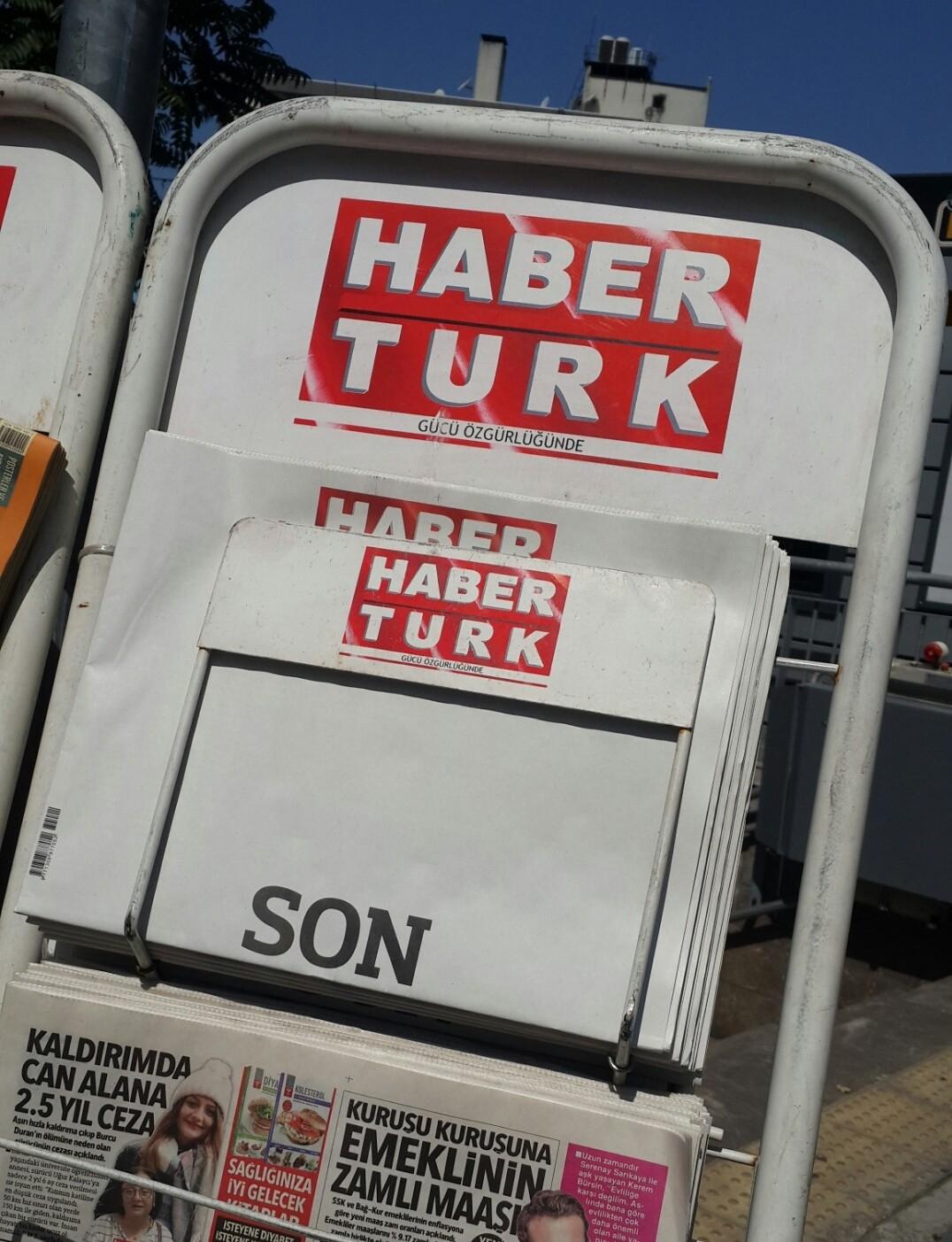 Türk basın dünyasından bir yıldızımız daha kayıyor :(
