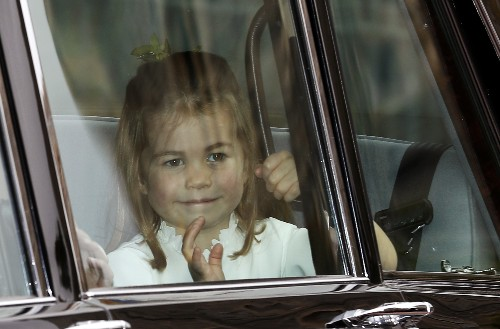 By George! Princess Charlotte to attend school with brother