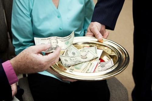Study: Three-quarters of American donations go to religion   Salon.com