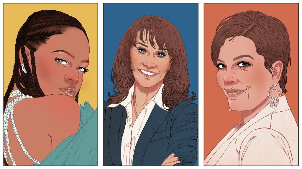 America's Richest Self-Made Women