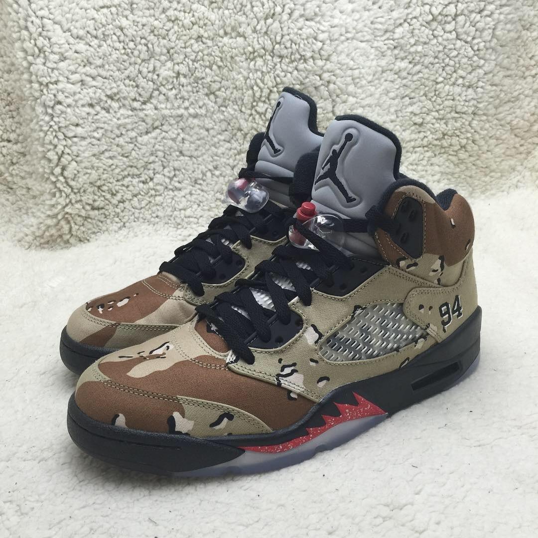 Jordan 5 supreme