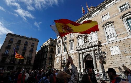 Spanish prosecutor accuses sacked Catalan leader of rebellion