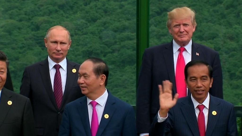 Trump says he believes Putin's election meddling denials