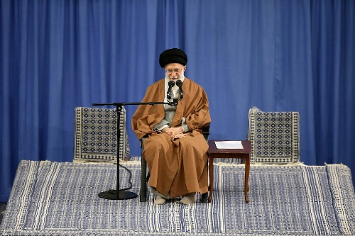 Iran's Khamenei warns government about deception by Europeans
