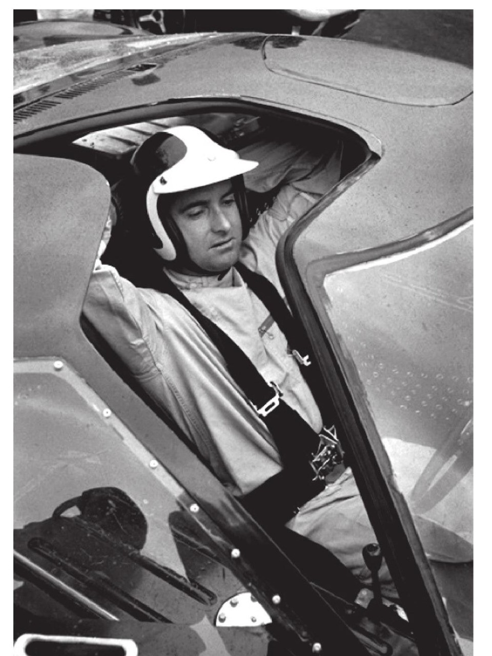 Jackie Stewart, by Jesse Alexander, Golden age at Le Mans