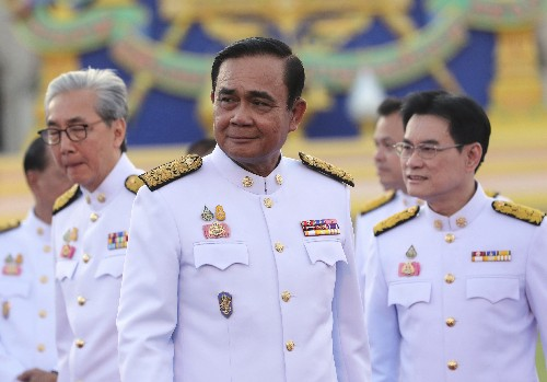 With new Cabinet, Thailand replaces junta with army allies