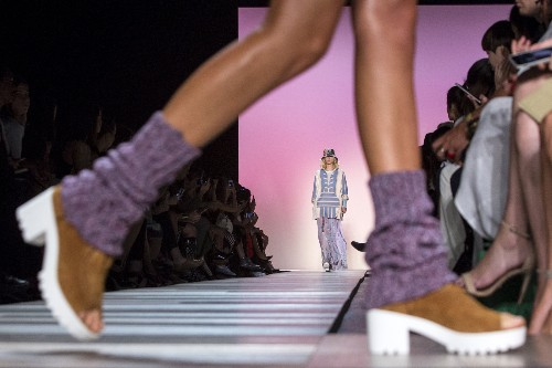 New York Fashion Week Begins: Pictures