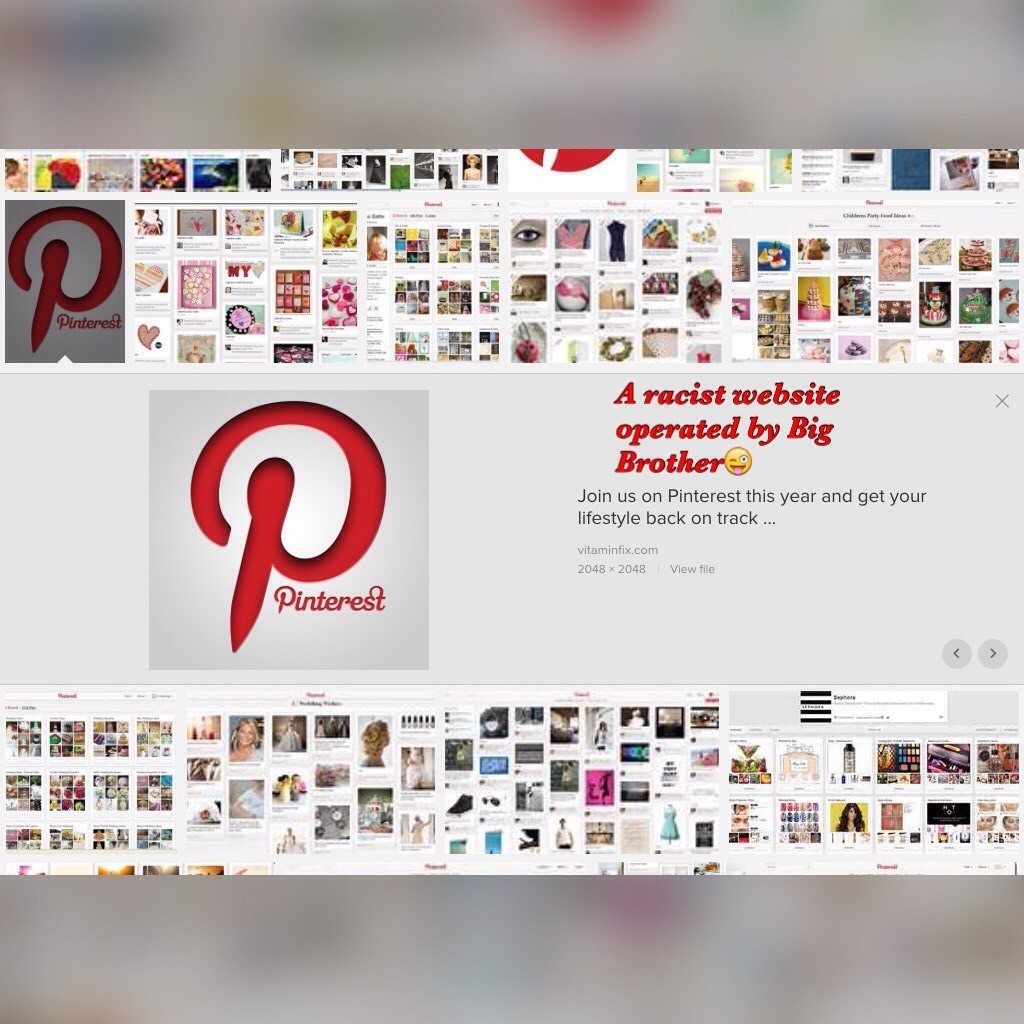 Pinterest's Fake Copyrights - cover
