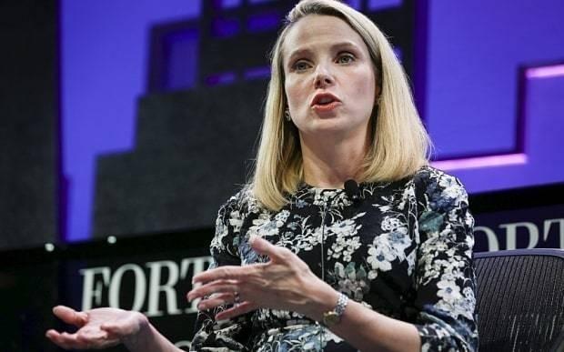 Yahoo chief executive Marissa Mayer vows not to step down despite Alibaba U-turn