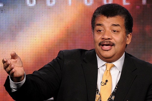 """Neil deGrasse Tyson exclusive: """"I don't know what kind of democracy that is, if you're gonna cherry-pick … science because it conflicts with your philosophy"""""""