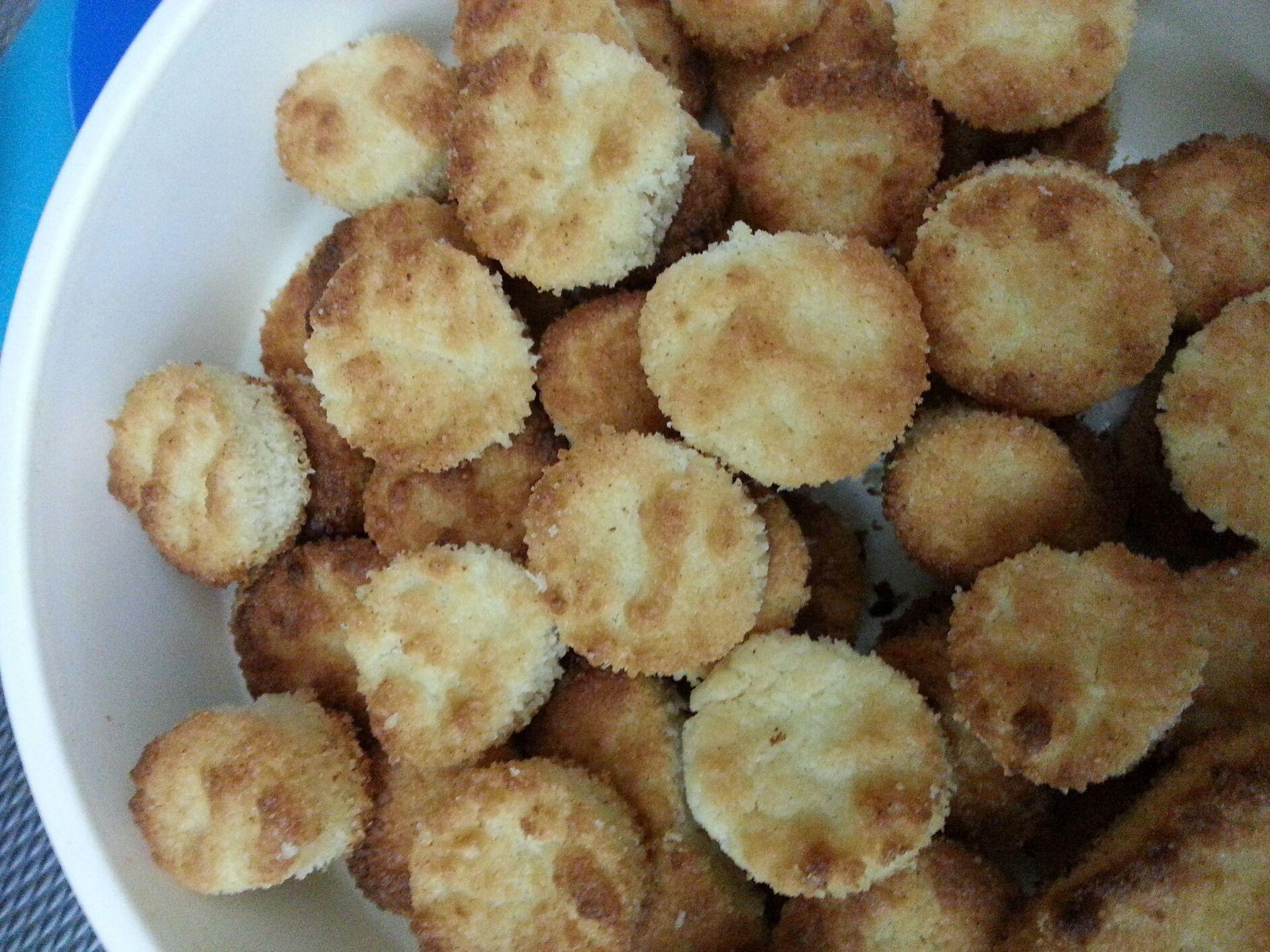 Biscotti al cocco. ...
