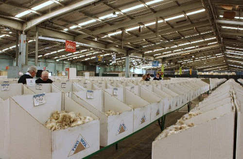 Australian wool prices a casualty in U.S.-China trade war