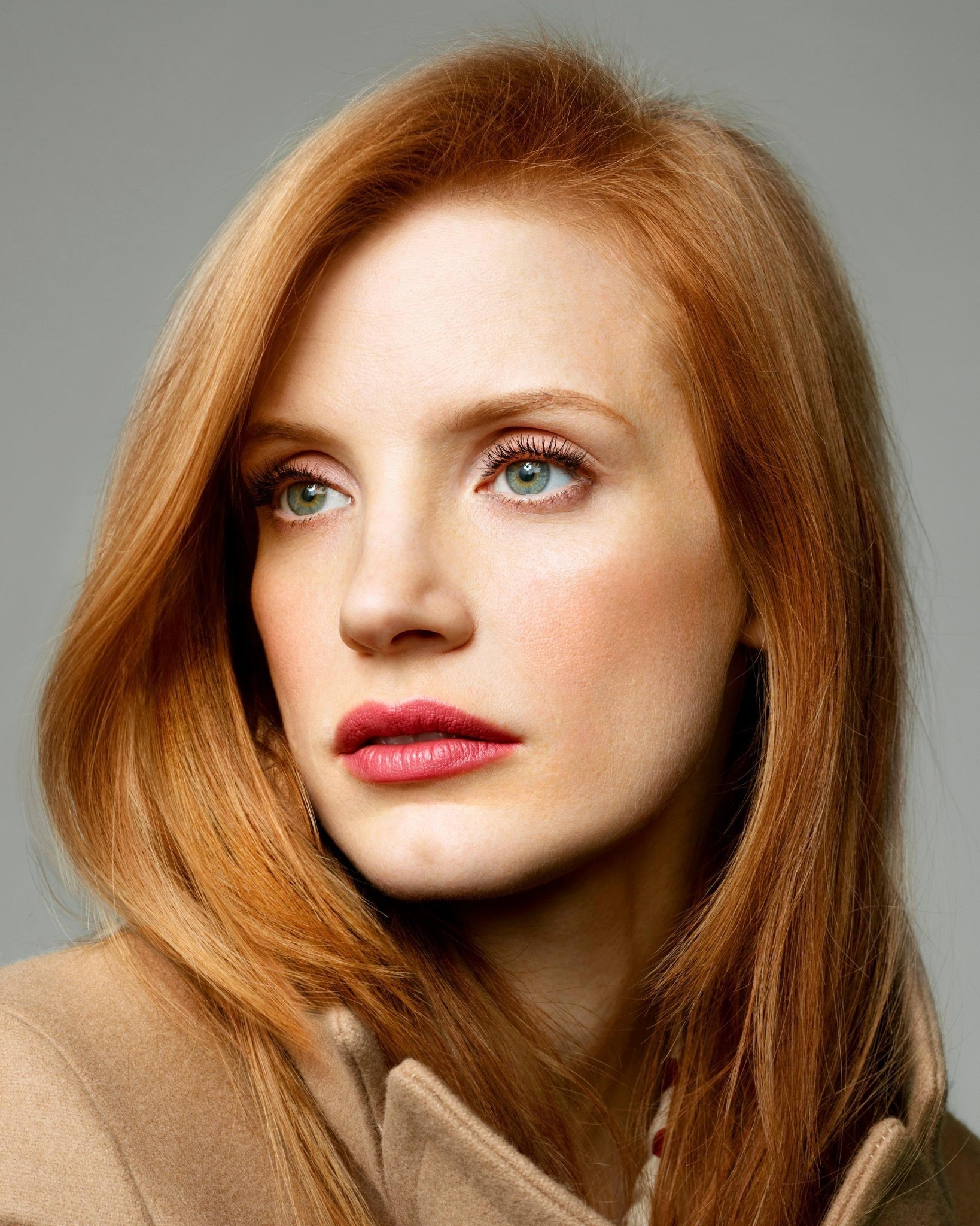 Jessica Chastain: 'It's a myth that women don't get along'