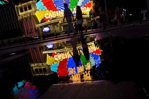 Casino hub Macau braces for impact of slowing Chinese economy