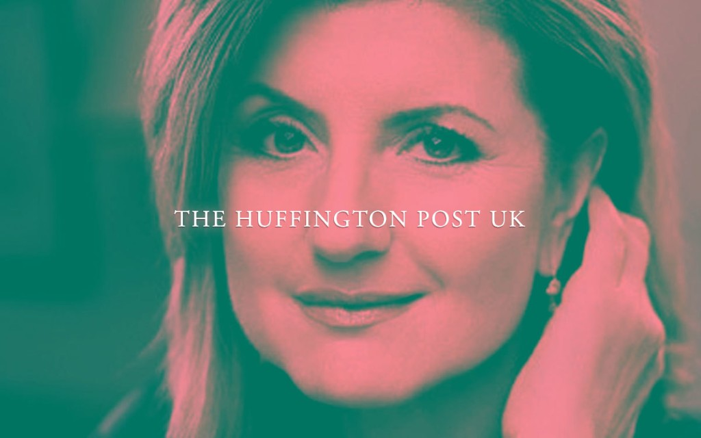 Huffington Post - cover