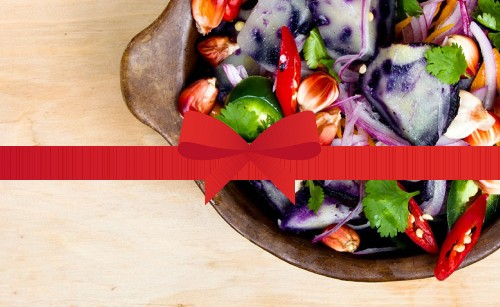 Yum! It's the Gift of Flipboard for Foodies