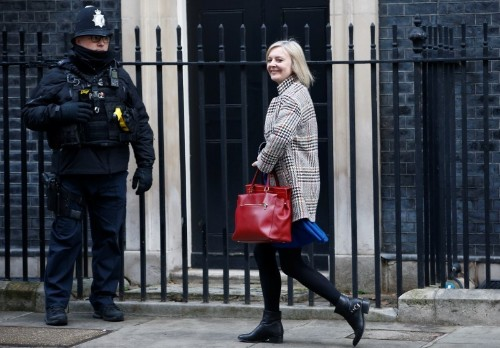 British taxes are a matter for us, not United States, says UK trade minister