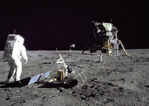 50th Anniversary of the Moon Landing: Pictures