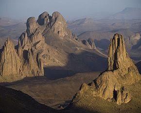 Hoggar tassili Algeria