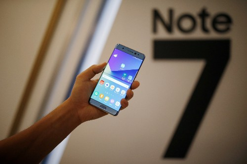 Samsung's Galaxy Note 7 shipments delayed due to quality testing