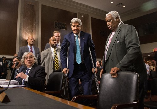 Iran Nuclear Agreement Hearing in Washington